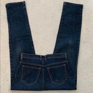Gloria Vanderbilt Medium Wash Jeans   Size 8 Long